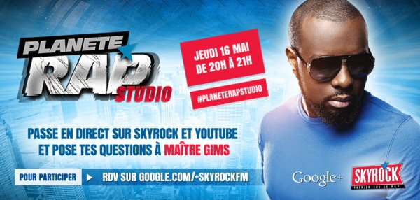 Semaine spciale Matre Gims sur Skyrock ! 